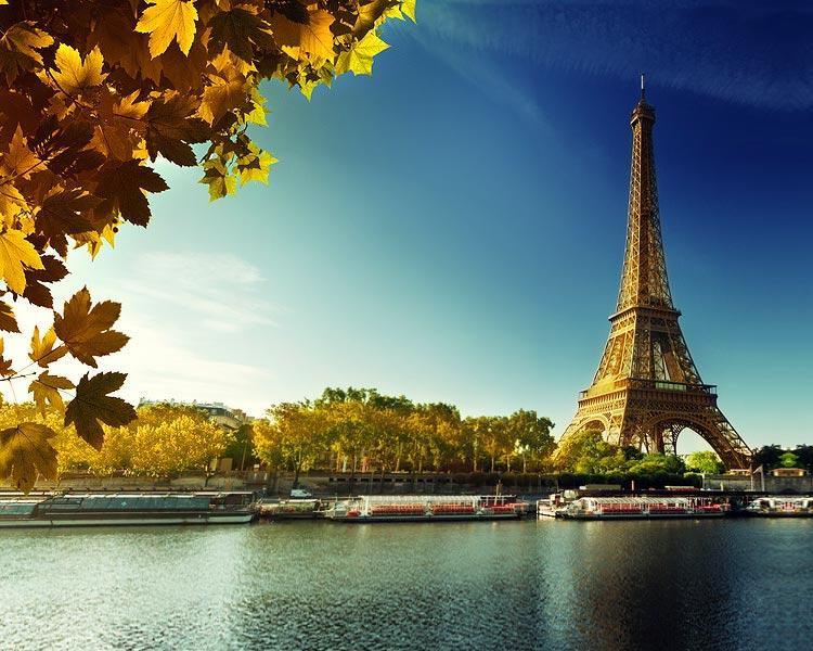 Le climat Parisien : L' Automne